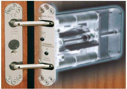 Controtelaio scomparsa matic con telecomando e fotocellula - Come regolare un chiudiporta ...