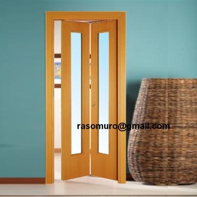 Porta a libro ciliegio noce nazionale noce tanganica n ebay for Porta a libro bianca con vetro