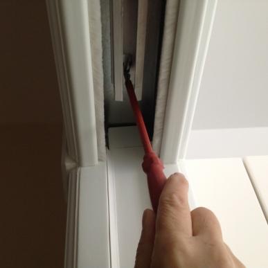 Controtelaio per porta a scomparsa interno muro no scrigno - Costo porta a scrigno ...