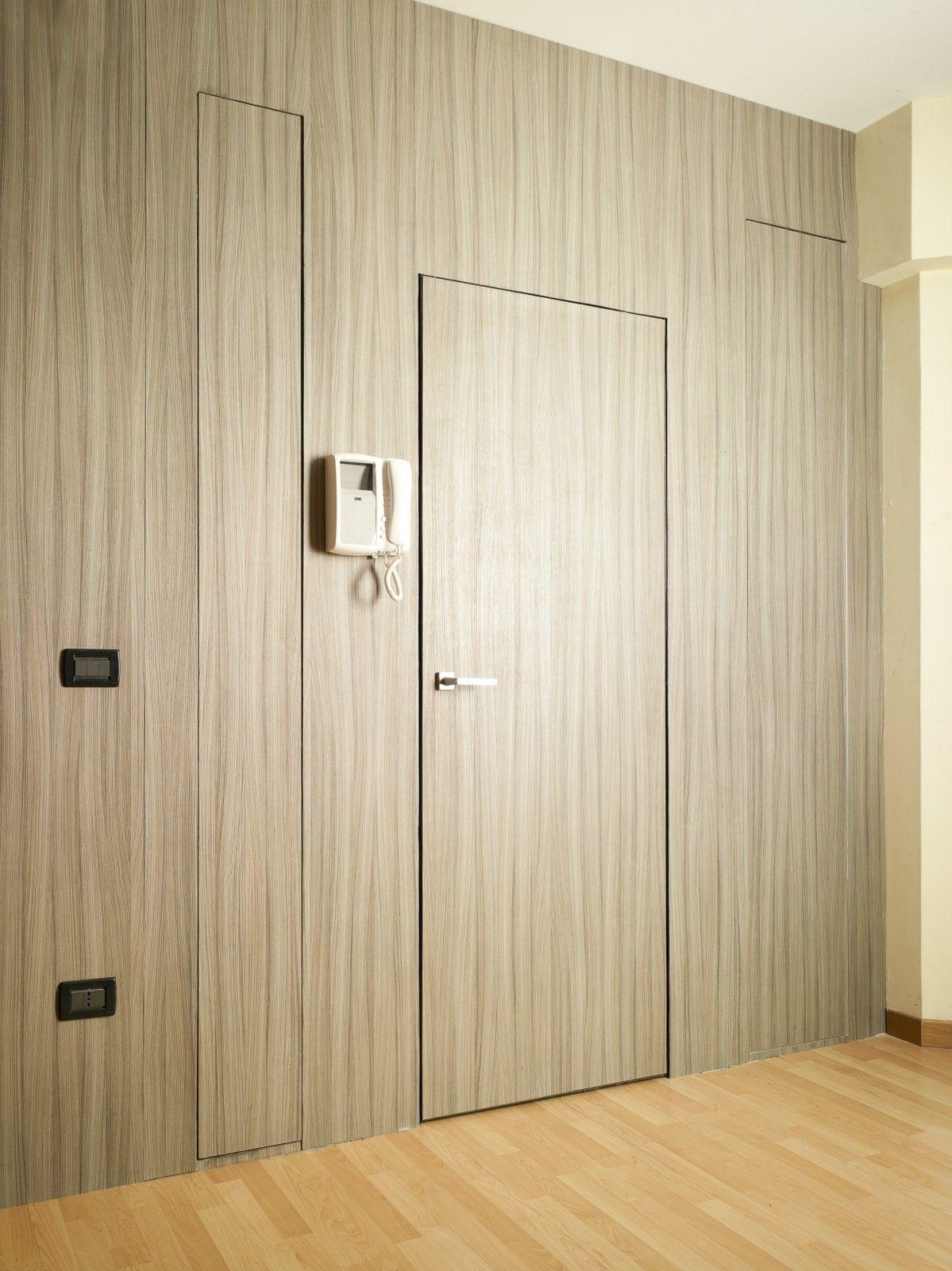 Porta rasomuro (porta, rasomuro, muro) - Social Shopping su ...