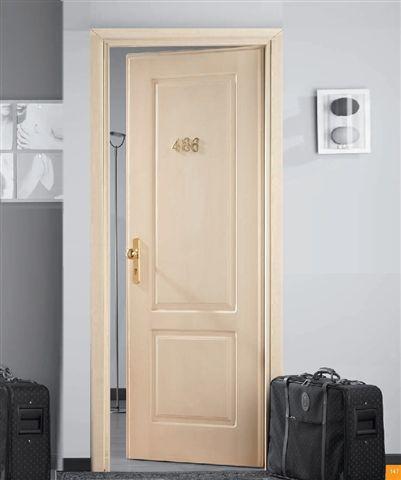 Porte tagliafuoco rei 45 per hotel abbattimento acustico for Porta rei