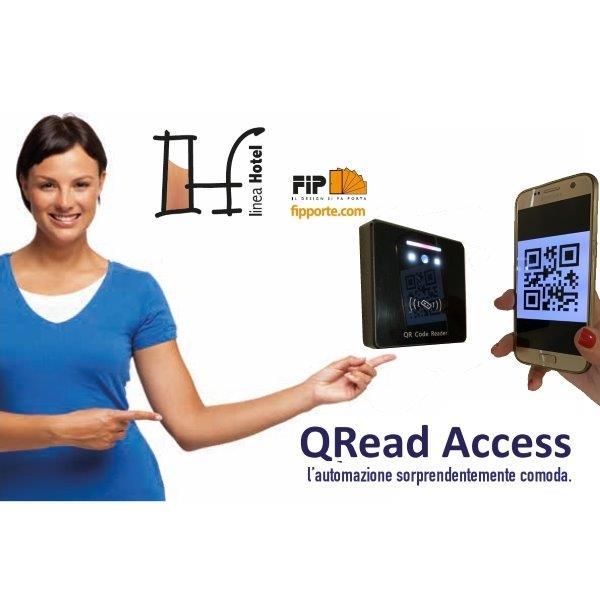 qread for opened door