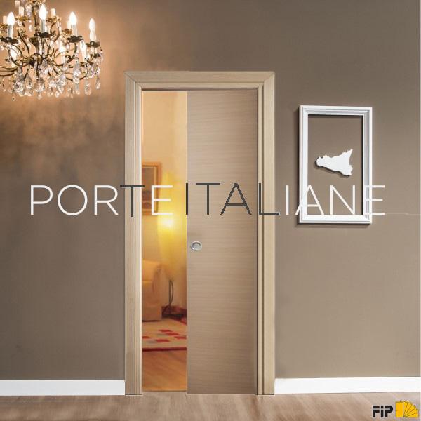 Porte Scorrevoli Non A Scomparsa.Deuren Doe Het Zelf Porta Scorrevole A Scomparsa Interno