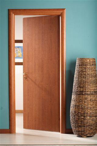 Porte interne Laminato Ciliegio compreso telaio mostrine ecc. | eBay