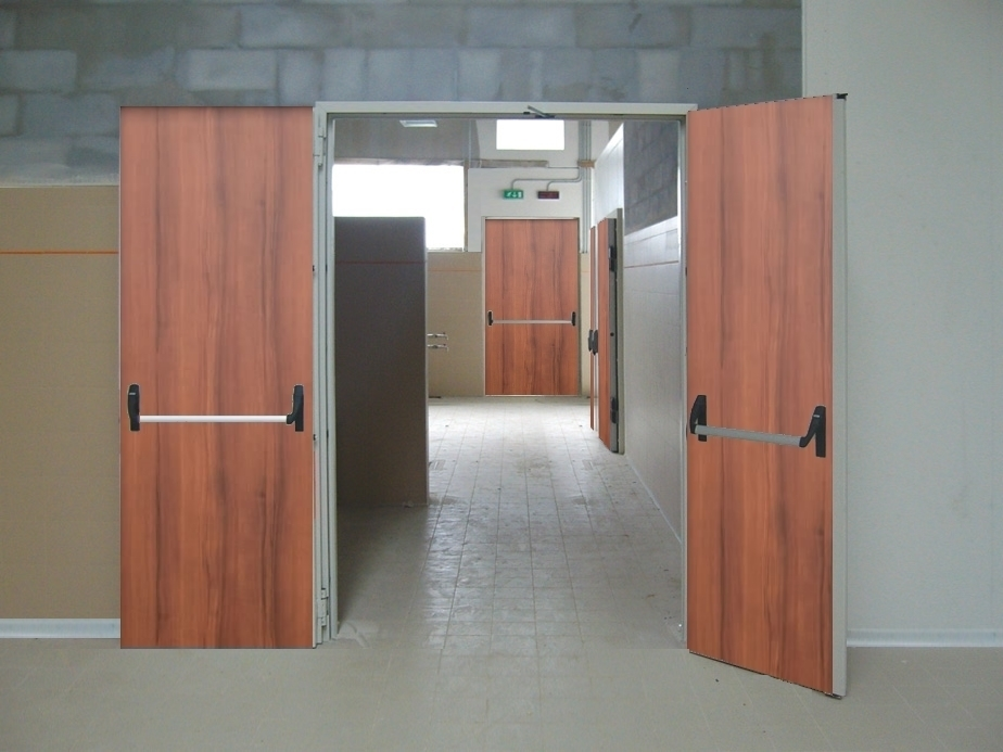 Porta tagliafuoc o antipanico rei 120 900 1000 x2150 for Porta rei