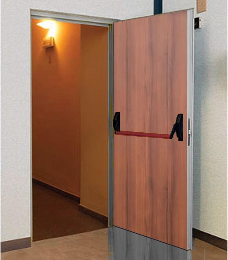 Porta tagliafuoc o antipanico rei 120 90 100 130 160 170 for Porta rei