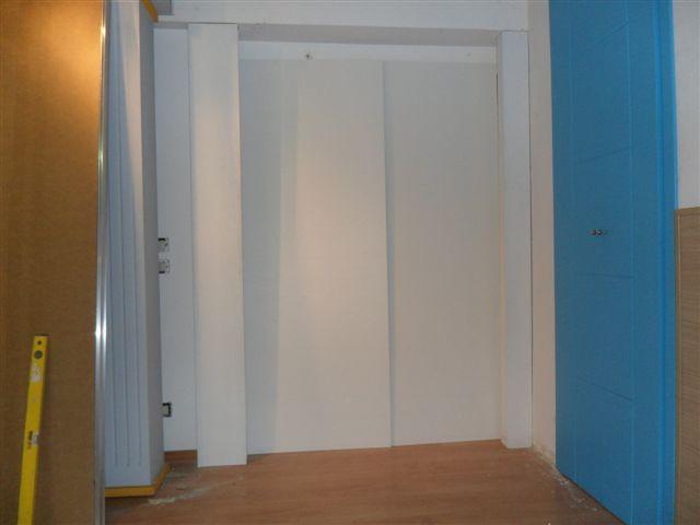 Armadio Anticorodal : Libro cabina armadio raso muro porte filo muro ebay