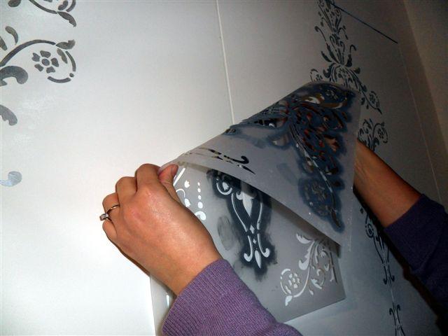 Libro cabina armadio raso muro porte filo muro ebay for Stencil per mobili cucina