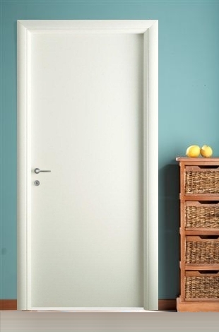 Porte interne laminato ciliegio porta interna noce naz ebay - Verniciare porte interne laminato ...